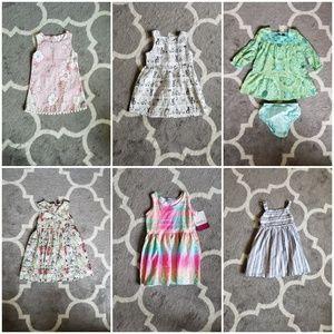 2t dress lot